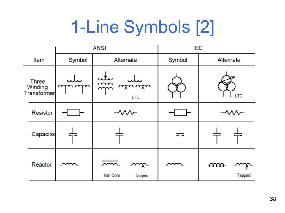 Iec Electrical Single Line Diagram Symbols Enthusiast Wiring